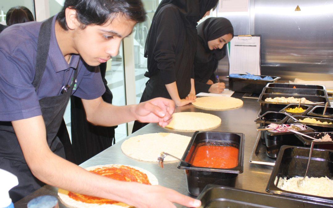 Pupils enjoy taste of world of work with Morrisons