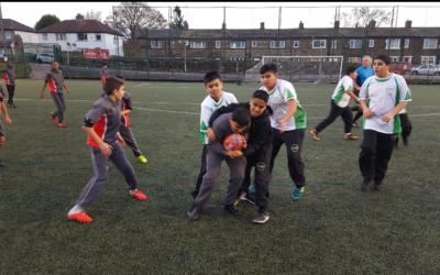Under 12's Bradford School's Rugby League Tournament