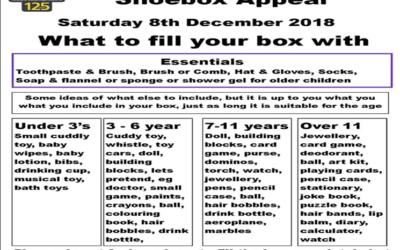 Laisterdyke Pupils support Christmas Shoe Box Appeal