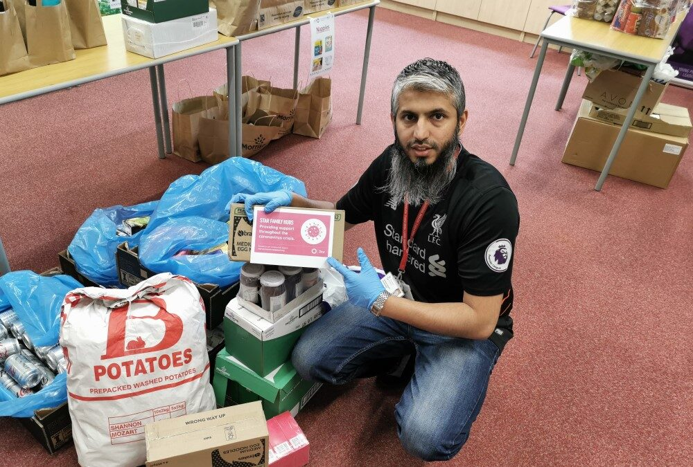 Bradford schools launch foodbank to help vulnerable during coronavirus pandemic